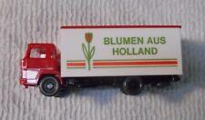 Wiking Germany HO 1:87 Truck Magirus Bluman Aus Holland