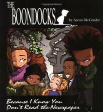 Complete Set Series - Lot of 5 Boondocks books by Aaron McGruder