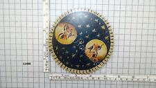 VINTAGE LARGE MOON DISC DUTCH FRIESIAN CLOCKS