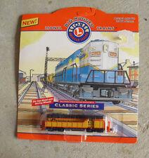 Lionel Diecast 1/160 Scale B&O Chessie GP-9 Locomotive Figurine NIP