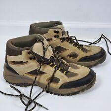Men's Denali Lace-up Hiking Walking shoe Tan/Black 10
