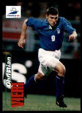 Panini France 98 Card - Christian Vieri Italia No. 99