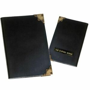 Harry Potter Tom Riddles Prop Replica Diary Journal - Boxed Collectors Leather