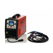 Esperto IDEALE MIG 215 LCD MIG/MMA/TIG INVERTER SALDATRICE SALDATURA sinergico 200 A