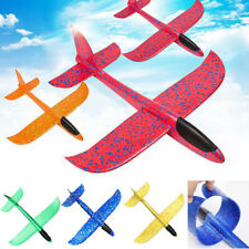 Kids Toy 35cm Hand Launch Throwing Glider Aircraft Foam EPP Airplane Plane Model