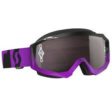 SCOTT MX Hustle Lunettes Motocross oxyde violet / noir avec argent MARCHE