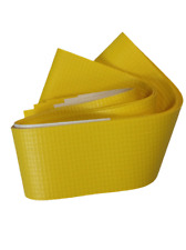 Body Strap with Adhesive Fastener