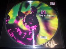 "It ""Era Vulgaris (Ncoded)"" LP picture disc Disturbance Italy 1997"