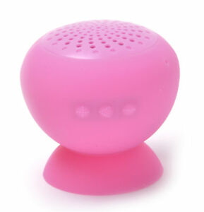 Dusche Bluetooth Wasserfest Lautsprecher - Spiele Musik & Receives Handy Calls