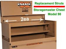 2ea Nitro-Prop Gas Strut Spring Lift Rod REP Knaack Storagemaster Chest Mod 90