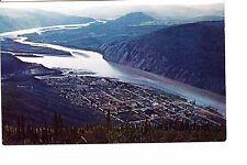 Dawson City, Yukon Aerial View @ 1960