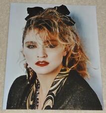 "MADONNA Desperately Seeking Susan GLOSSY PHOTOGRAPH 10"" x 8"" / 20 x 25.5 cm MINT"