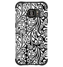 Samsung Galaxy S7 - Black/White/Spirit Design Ballistic Urbanite Select Case