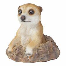 Meerkat Animal Garden Ornament Digging Meerkat Outdoor Statue