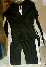 EXPRESS Jr's jogging suit brand new with tags S bottoms, L top