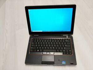 DELL E6320 - Core i7 - 8GB DDR3 - 128GB SSD - Windows 10 Pro