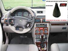 LAND ROVER FREELANDER 1998-03 AUTOMATIC SUV GEAR GAITOR GENUINE LEATHER