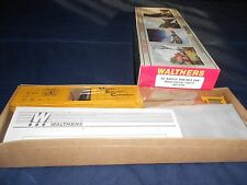 WALTHERS 50' WAFFLE SIDE BOX CAR  HO GAUGE MAINE CENTRAL  NIB