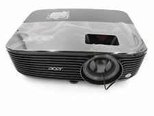 Acer X1223H 3600 Lumens XGA HDMI 3D ColorBoost Projector with Bag