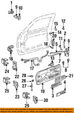 GM OEM Front Door-Lock Latch Kit 16631626