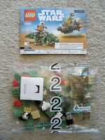 LEGO Star Wars - 75228 Bag 2 w/ Instructions - Dewback & Sandtrooper Only