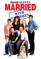 Married... With Children - Complete Eleventh Season 11 (DVD, 2015, 2-Disc Set)