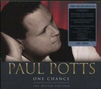 "PAUL POTTS ""ONE CHANCE THE DELUXE EDITION"" CD+DVD NEU"