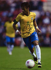 Neymar Jr. - Barcelona & Brazil - Signed Autograph REPRINT