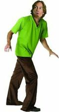 Mens Adult Funny SCOOBY DOO Shaggy Costume Outfit