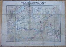 Kiessling  Kloster Chorin  Karte  Eberswalde um 1905