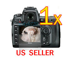 Clear LCD Screen Protector Guard Cover Film For Nikon DSLR D7000