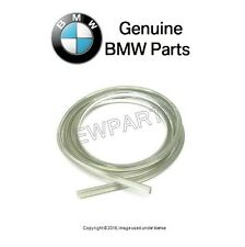 NEW BMW E30 3-Series Rear Upper Chrome Windshield Moulding Genuine 51311884409