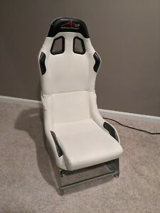 A1GP Playseat Evolution Racing Chair (Chair Only, Adult used)