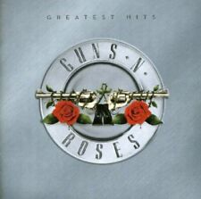 Guns N Roses - Greatest Hits 14 Songs CD GEFFEN NEU