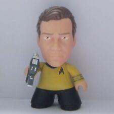 "4.5"" Titans STAR TREK Where No Man Has Gone Before Vinyl Figure Toy Captain Kirk"