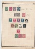 united states possessions  stamps ref r9151
