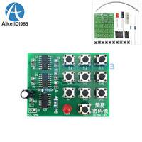 Multi-Functional Simple Electronic Password Lock Circuit Learning DIY Kits