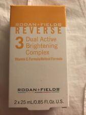 Rodan+fields Reverse Dual Active Brightening Complex