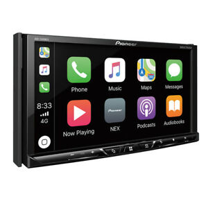 Pioneer AVH-2400NEX RB Double 2 DIN DVD/CD Player Bluetooth Android Auto CarPlay