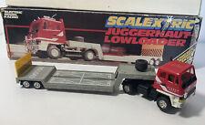 Scalextric Juggernaut Lowloader C302