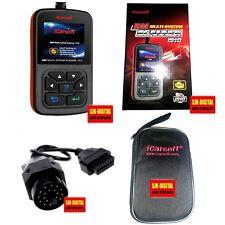 i910 Diagnosegerät iCarsoft für BMW X3 X5 E39 E46 E60 E87 E90 + OBD Adapter ++