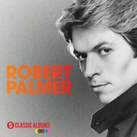 Robert Palmer - 5 Classic Albums [CD]