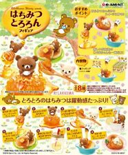 Re-Ment Miniature Sanrio San X Rilakkuma Honey Sweets Full Set of 8 pcs