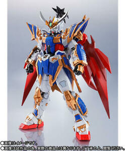 BANDAI METAL ROBOT SOUL SPIRITS SIDE MS LIU BEI GUNDAM REAL TYPE VER. FIGURE