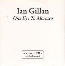 Ian Gillan - One Eye To Morocco [Promo CD Album]