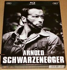 DEPREDADOR Predator + TERMINATOR + COMANDO + CONAN EL BARBARO Schwarzenegger