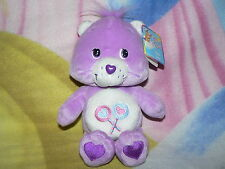 20cm Share Bear Care Bears Plush Bean Bag. Included
