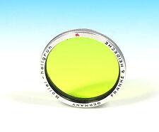Rollei Franke & Heidecke R Filter filtre Hellgrün für Bayonet größe III - 203798