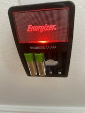 Energizer Rechargeable AA and AAA Battery Charger With 2 Batteries