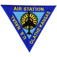 Naval Air Station Olathe Kansas Second Version Patch
